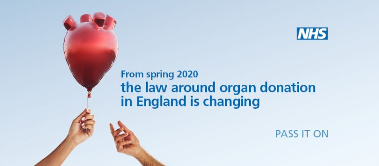 Organ Donation Day Poster