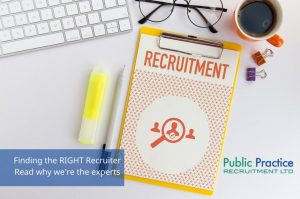 Photot of clipboard with the word Recruitment